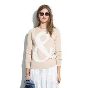 Madewell Sweater!